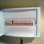 Cambio de cableado electrico y cuadro en vivienda