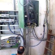 Nave Industrial: cambio del cuadro general de electricidad