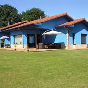 Casa azul Siero