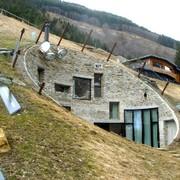 casa bajo tierra