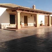 Casa De Campo Estilo Mediterráneo De 185M2