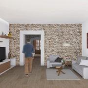 Rehabilitación y ampliación Casa SM