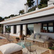 Casa Stradivarius: Terraza Salón