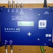 Central digital programable EK