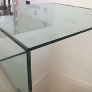 Barandilla y cerramiento cristal