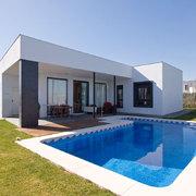 Construción de casa unifamiliar