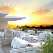 Chillout/Solarium en terraza urbana en el centro - Gran Canaria