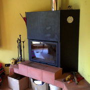 Instalación energética integral en Arrazola