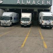 Ponemos a su entera disposición vehiculos adaptados para que su mercancia viaje de la manera mas segura posible en Valladolid