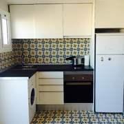 cocina en 3m²