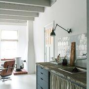 Cocina estilo minimalista vintage