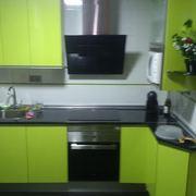 Reforma integral de la cocina de un piso