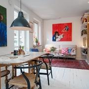 complementos para el salón a base de muebles reciclados