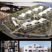 Conjunto de Apartamentos en Menorca 1978-1980