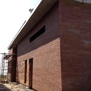 Construcció De Casa D'obra Vista
