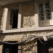 construccion de edificio en ciudad vieja