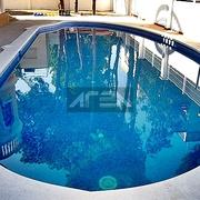 Construcción de piscina, Castelldefels Barcelona