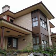 Construcción de vivienda nueva unifamiliar aislada - fachada