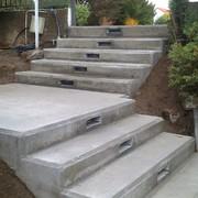 Escalera En Hormigón In Situ