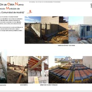 Construcción Obra Nueva Chalet Adosado Municipio de Navalcarnero, Comunidad de Madrid