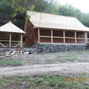 Tiendas Roca - Construción de casa de madera