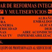 Reforma farmacia en Jacinto Verdaguer