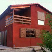 Aislamiento e Impermeabilización casa prefabricada