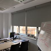 Cortinas enrollables blackout