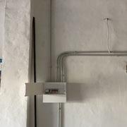 Boletín de instalación e instalación de garaje