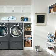 Cuarto de lavado y planchado