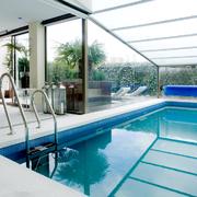 ¿La terraza, la piscina y el salón? El 3 en 1 en un tríplex de Madrid