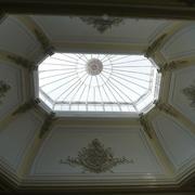 Reparación de la cúpula del Hospital Psiquiátrico de Conxo (Santiago de Compostela) - Promotor: Complejo Hospitalario Universitario de Santiago de Compostela