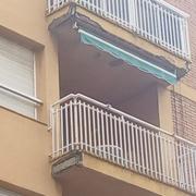 Rehabilitación fachada c/ Riu Fluvia, 5 - Tarragona