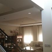 Decoración foseados techo salón
