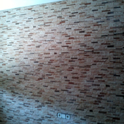 decorar pared con piedra artificial