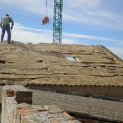 demolición de edificación ganadera