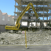 Demolición de estructura de pisos | Demoliciones Sur