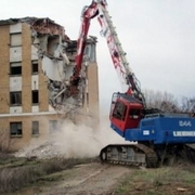 Demolición Edificios Residenciales HNE