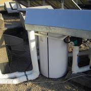 Depósito acumulador agua caliente