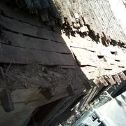 Desmotado de tejas