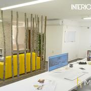 Interiorismo despacho en Valencia