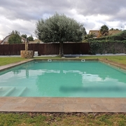 Rehabilitación de piscina