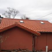 REPARACION DE CUBIERTA. TEJA MIXTA