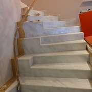 Detalle adicional escalera