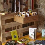Instalación Feria del Libro infantil