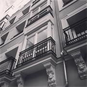 Detalle de Fachada Miradores