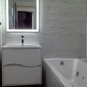detalle mueble y espejo