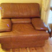 Retapizado de un sillon
