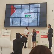 PRIMER PREMIO TRANSFORMACION DIGITAL