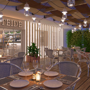 Proyecto de reforma para Bar - restaurante El Teide, en granada